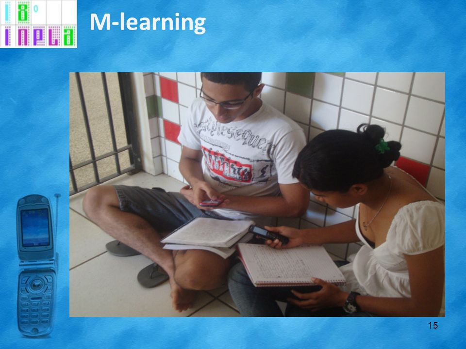 M-learning 15
