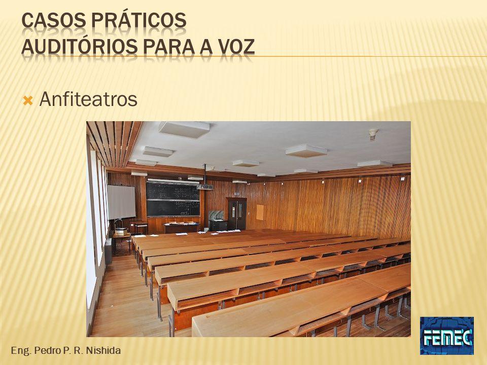 Anfiteatros Eng. Pedro P. R. Nishida