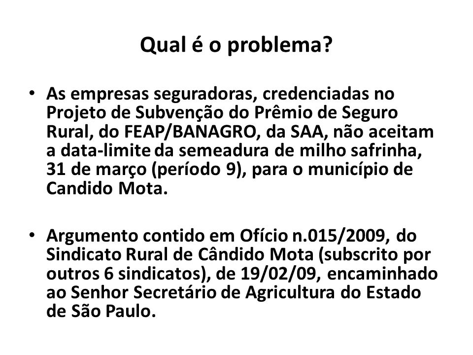 Alguns dados sobre o Município de Cândido Mota Localização: EDR (Escritório de Desenvolvimento Rural) de Assis (Região do Médio Paranapanema), 428km de São Paulo.