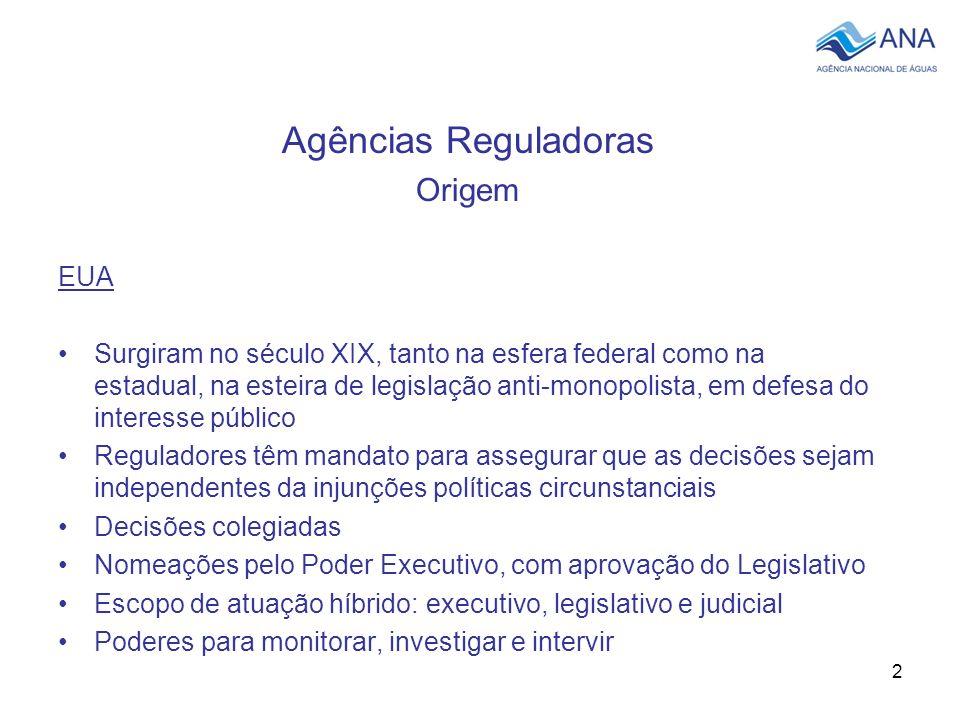 13 Comentários finais Regulação: simplicidade & estabilidade O governo estabelece a política para o setor e o regulador a implementa Como atingir a universalização.