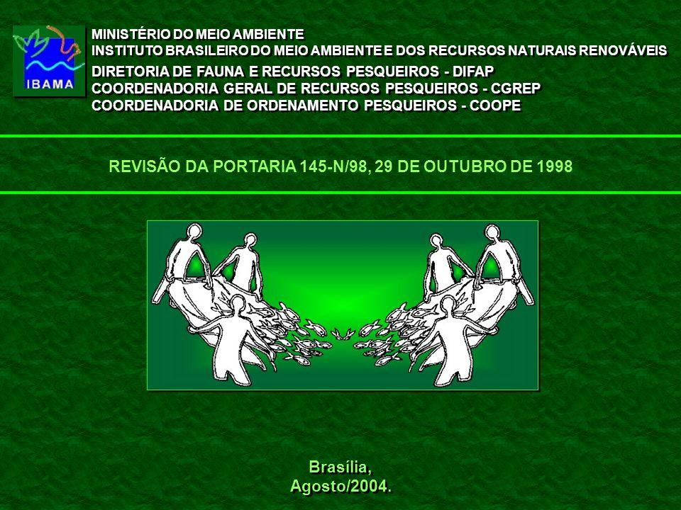Brasília, Agosto/2004. Brasília, Agosto/2004.