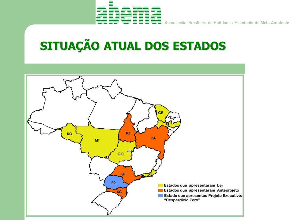 Associação Brasileira de Entidades Estaduais de Meio Ambiente 1.CEARÁ - Planejamento regional integrado do gerenciamento dos resíduos sólidos (Art.
