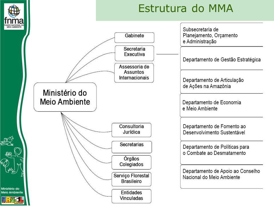 Estrutura do MMA