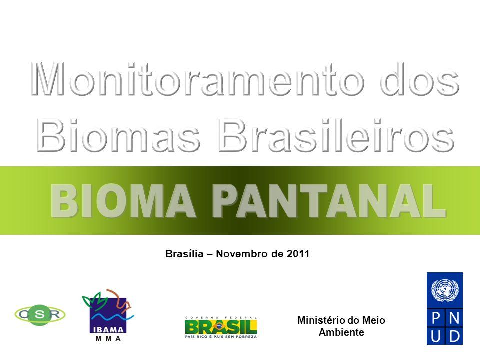 Brasília – Novembro de 2011 Ministério do Meio Ambiente