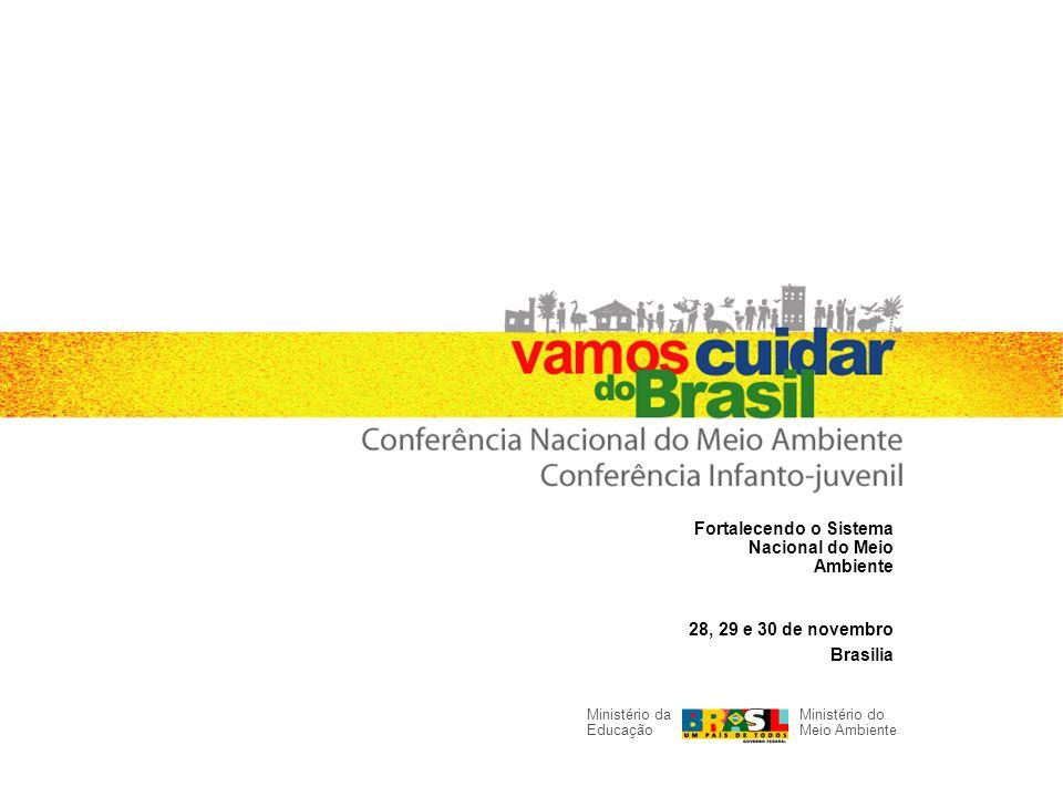 Conferência Infanto-juvenil Delegações – 400 delegados e delegadas entre 11 e 15 anos – 5as.