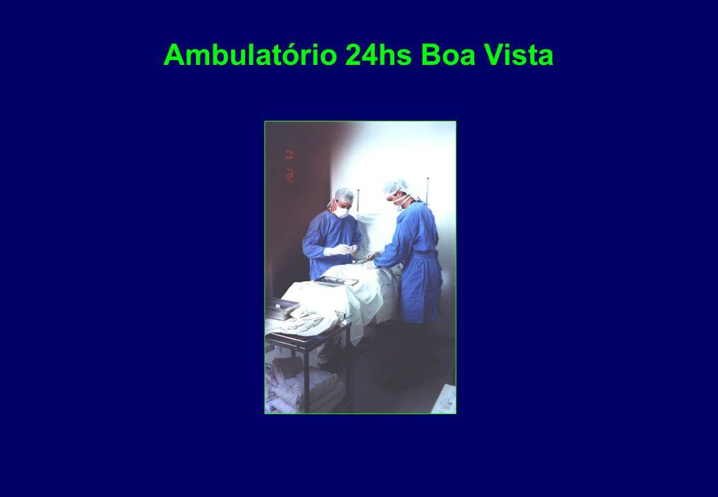 CAJURU BOA VISTA MATRIZ BOQUEIRÃO PORTÃO BAIRRO NOVO PINHEIRINHO SANTA FELICIDADE 1ª FASE CAMPO COMPRIDO 24 H BOA VISTA 24 H Implantação