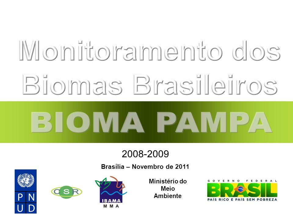 Brasília – Novembro de 2011 Ministério do Meio Ambiente 2008-2009