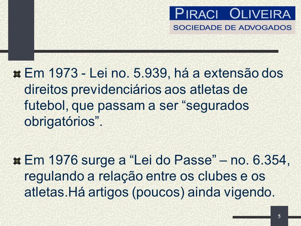 5 Em 1973 - Lei no.