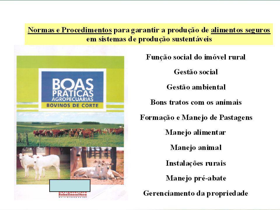 Boas Práticas Agropecuárias Bovinos de Corte Embrapa Pecuária Sudeste Sérgio Novita Esteves sac@cppse.embrapa.br