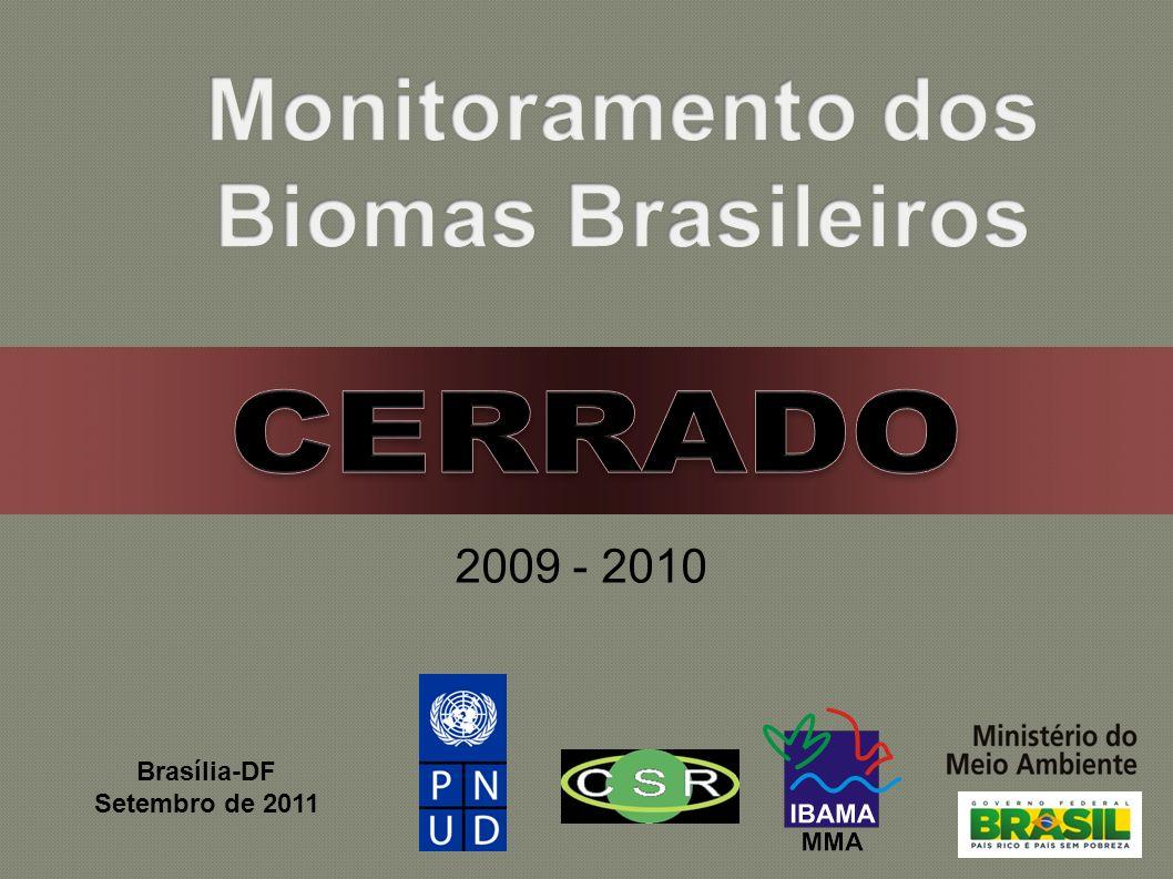 Brasília-DF Setembro de 2011 2009 - 2010