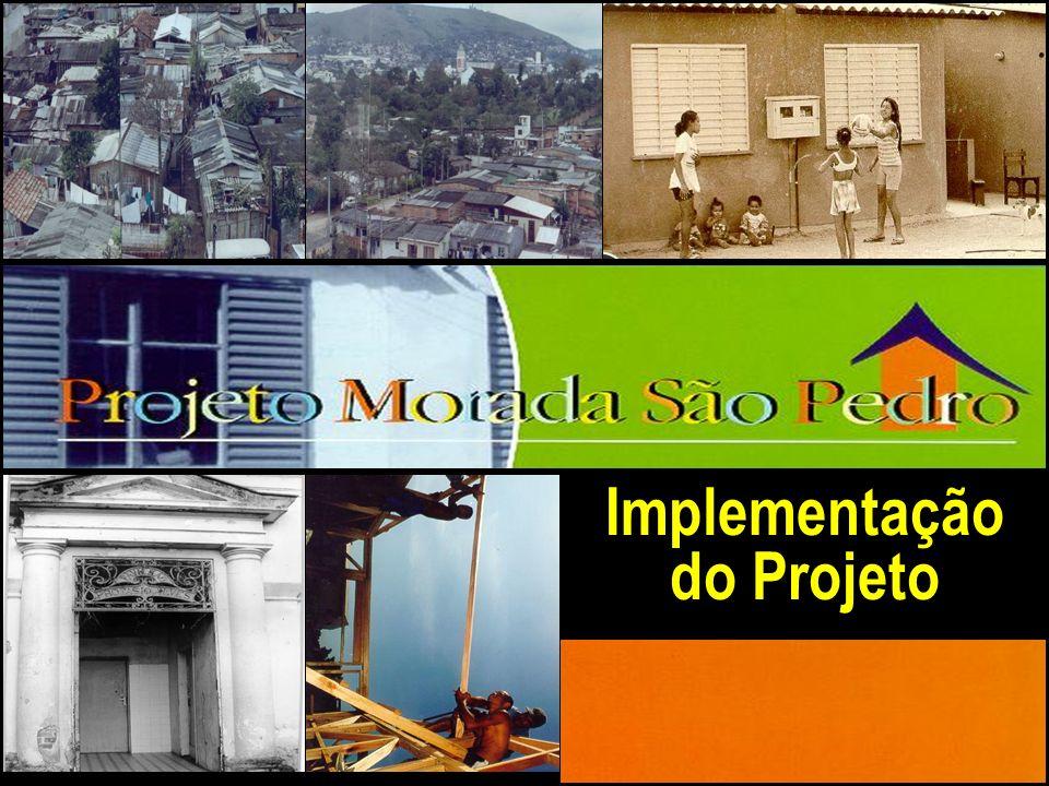Implementação do Projeto