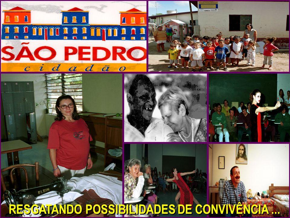 RESGATANDO POSSIBILIDADES DE CONVIVÊNCIA...