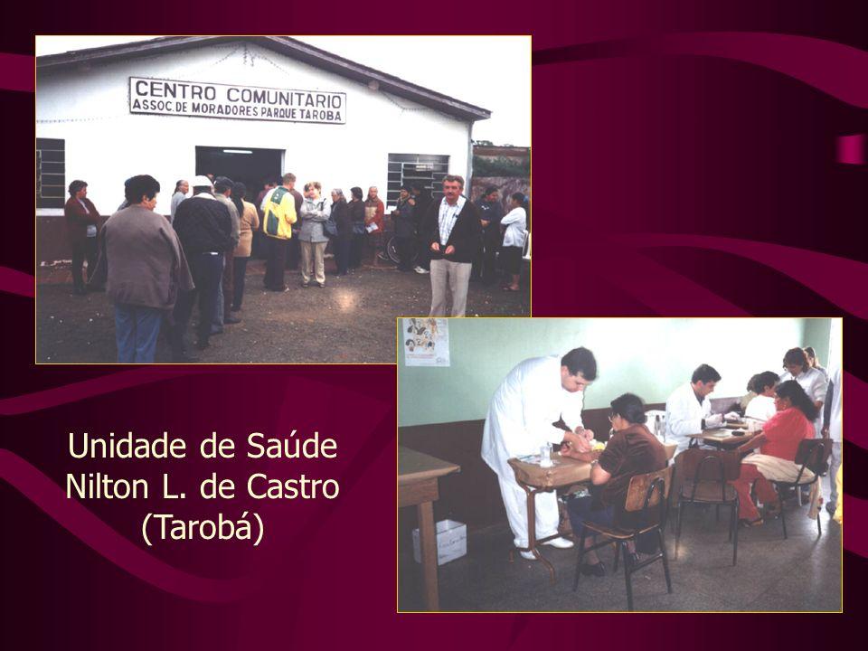 Unidade de Saúde Nilton L. de Castro (Tarobá)