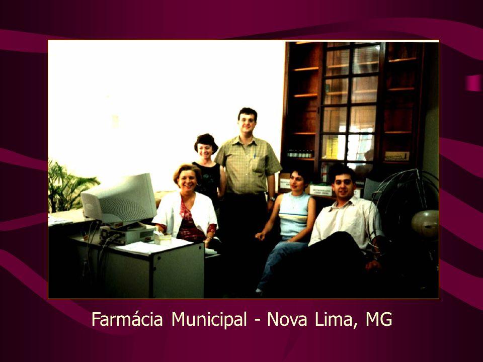 Farmácia Municipal - Nova Lima, MG