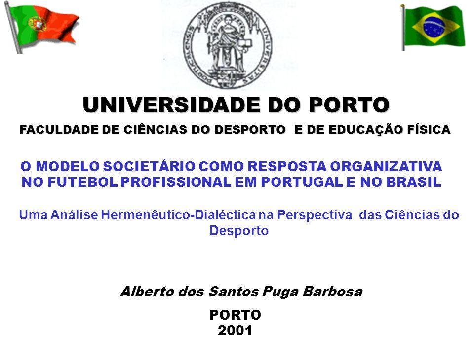 NATUREZA JURÍDICA DE COMPETIÇÃO DESPORTIVA DE CARÁTER PROFISSIONAL PORTUGAL Decreto-Lei nº 303/99 de 6 de agosto BRASIL Normas Orgânicas do Futebol Brasileiro Resolução de Diretoria (RDI) CBF 01/91, de 21 de fevereiro