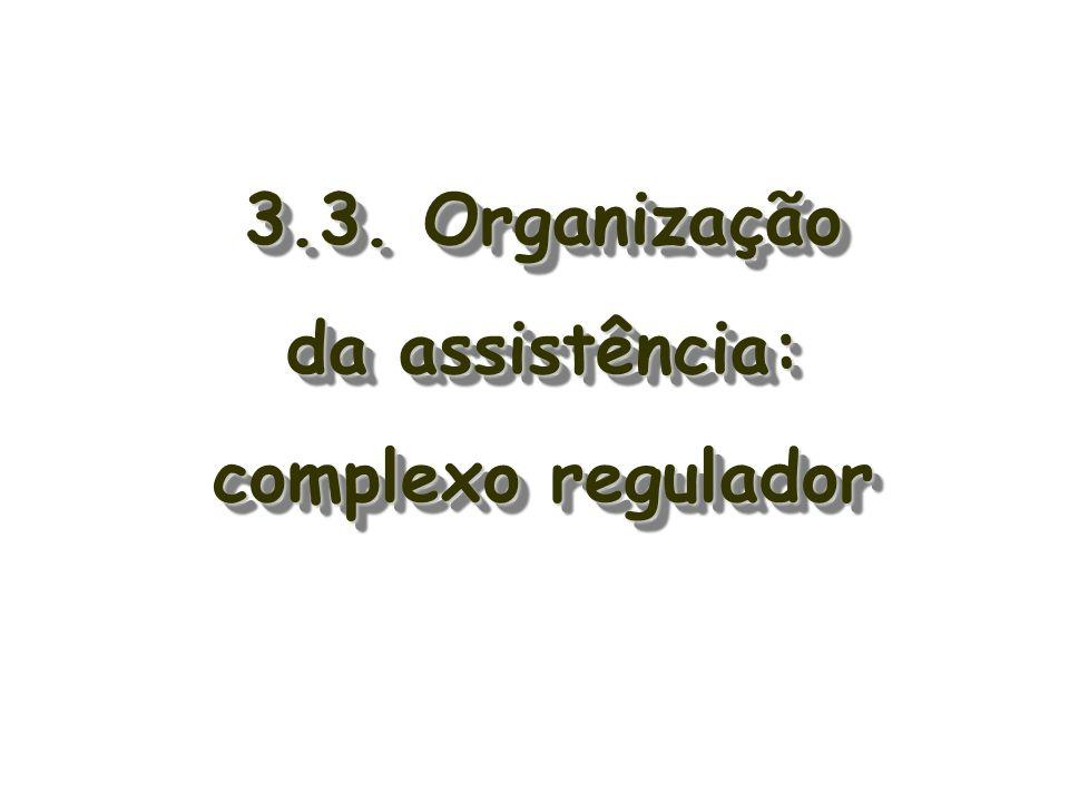 REGIONALIZAÇÃO DA ASSISTÊNCIA Municípios sede e pólo SEDE = 24 SEDE E PÓLO = 30 TOTAL = 54 municípios (60% da população catarinense)