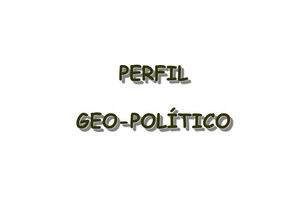 PERFILGEO-POLÍTICOPERFILGEO-POLÍTICO