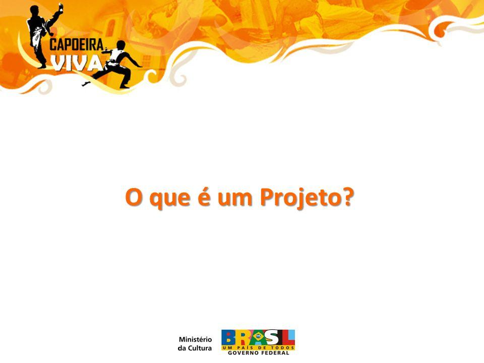 O que é um Projeto