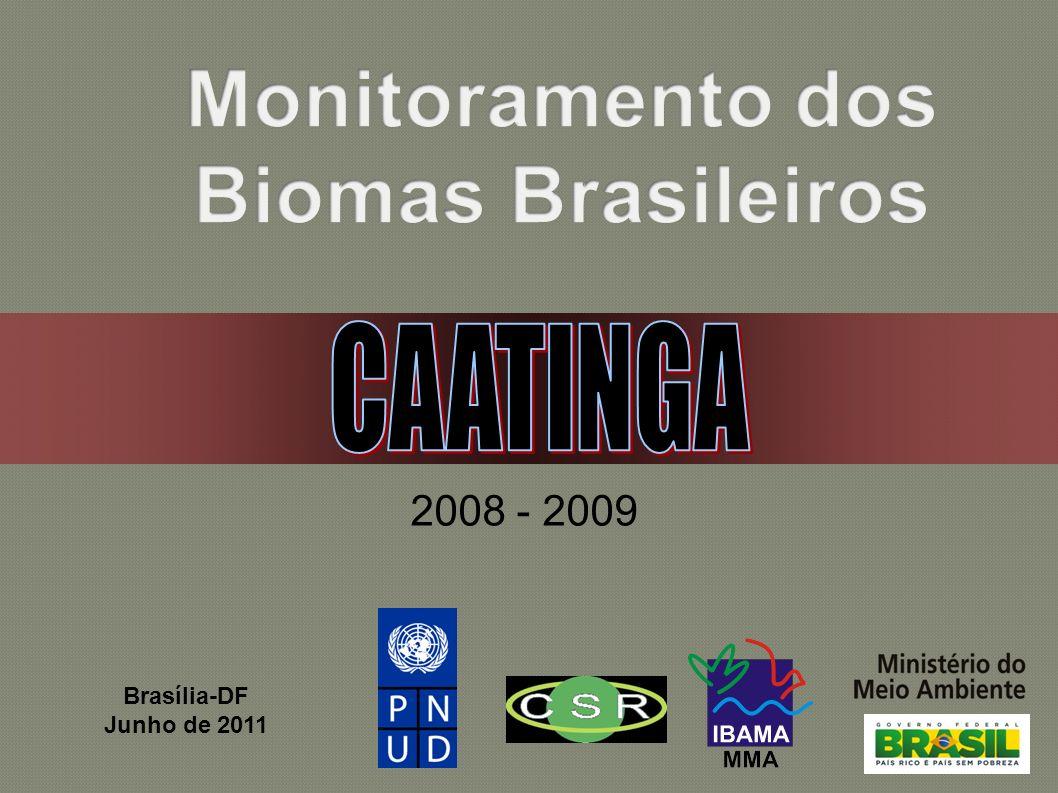 Brasília-DF Junho de 2011 2008 - 2009