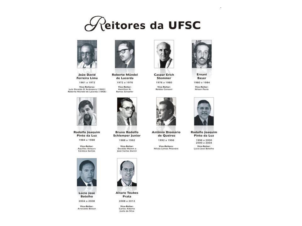 Histórico O ensino superior do Estado de Santa Catarina iniciou-se com a criação da Faculdade de Direito, em 11 de fevereiro de 1932.