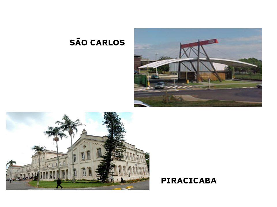 SÃO CARLOS PIRACICABA