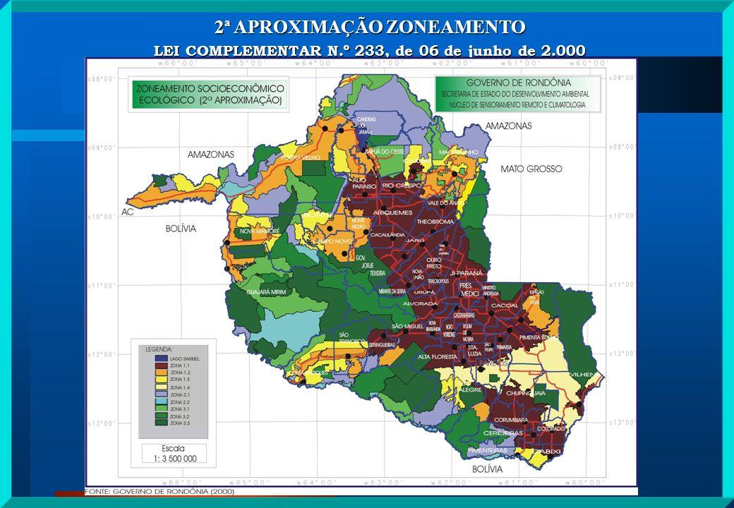 Unidades de Conservação, do Estado, Federais e Terras Indígenas: TIPOÁREA (ha)PERCENTUAL (*) Unidades Conservação Estadual2.474.87210,53 Unidades de Conservação Federal1.773.8747,54 SUB-TOTAL4.248.74618,07 Terras Indígenas4.928.87020,67 TOTAL9.177.61638,74 (*) Percentual em relação à área do Estado.