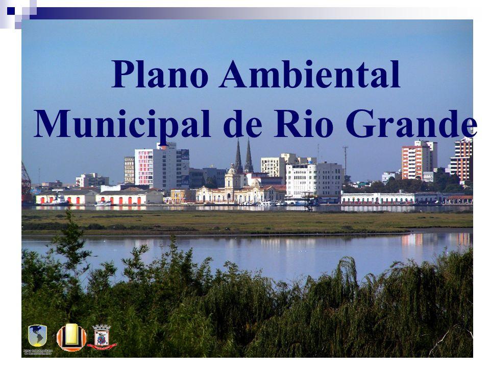 Plano Ambiental Municipal de Rio Grande