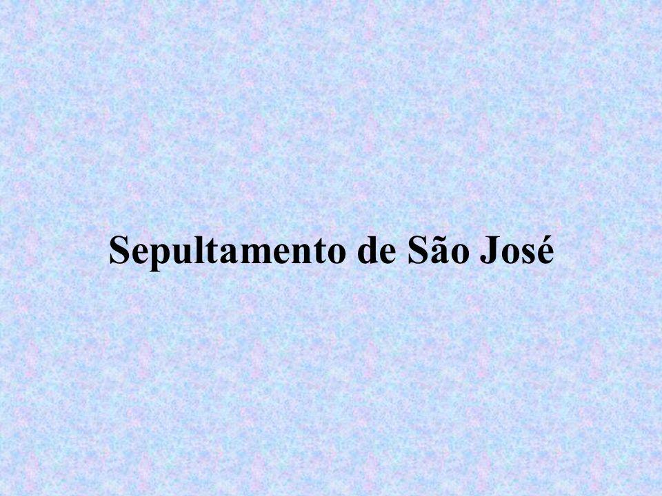 Sepultamento de São José