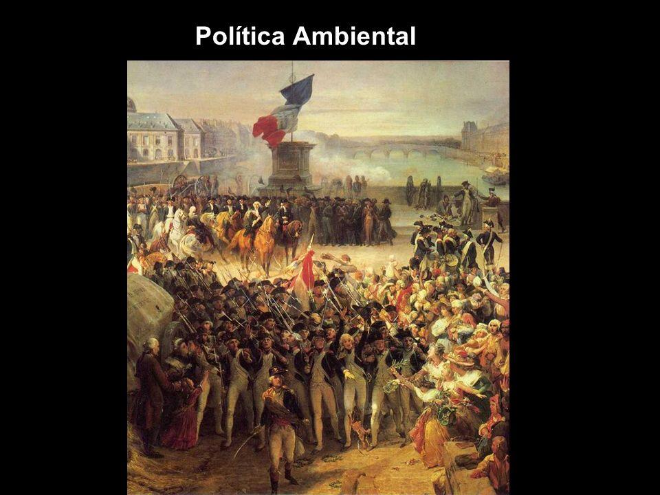 . Claramente acomodativa (quase cornucopiana). Responsabilidade – Poder Público e sociedade.. Aspectos de participação – processo decisório. 1981 – PN
