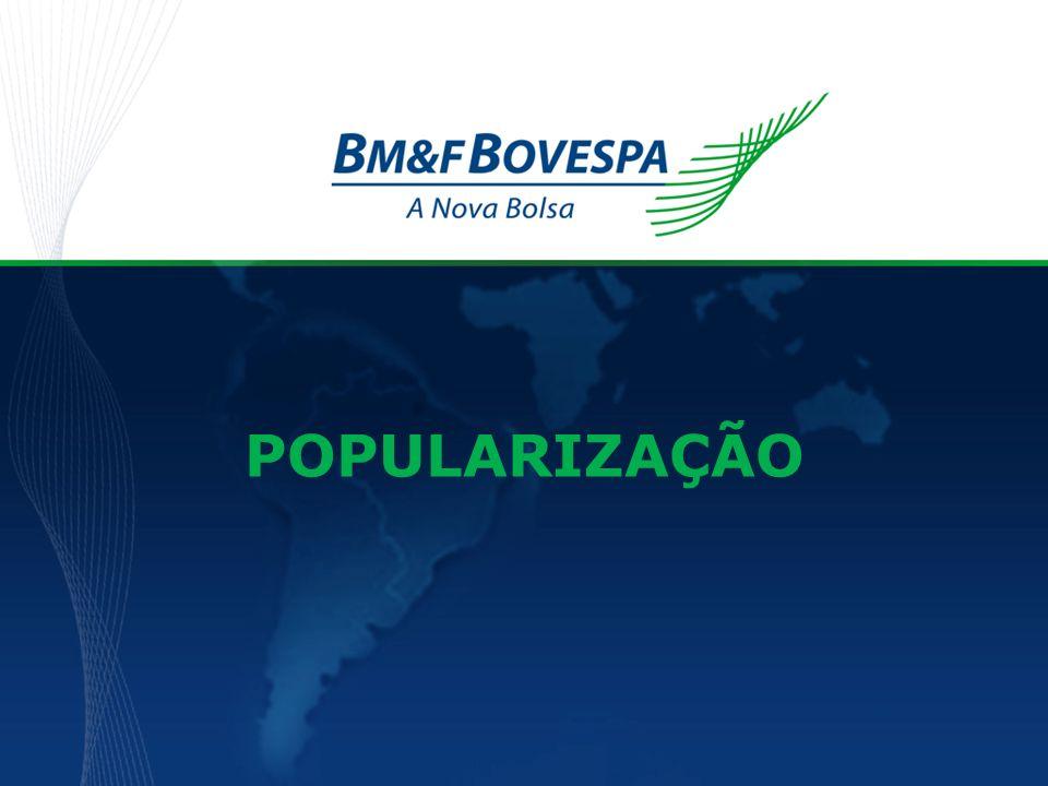POPULARIZAÇÃO