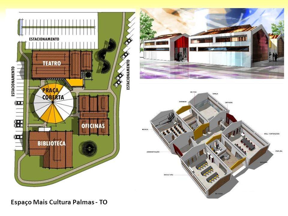 Espaço Cultural CIC – Espaço Mais Cultura Curitiba - PR