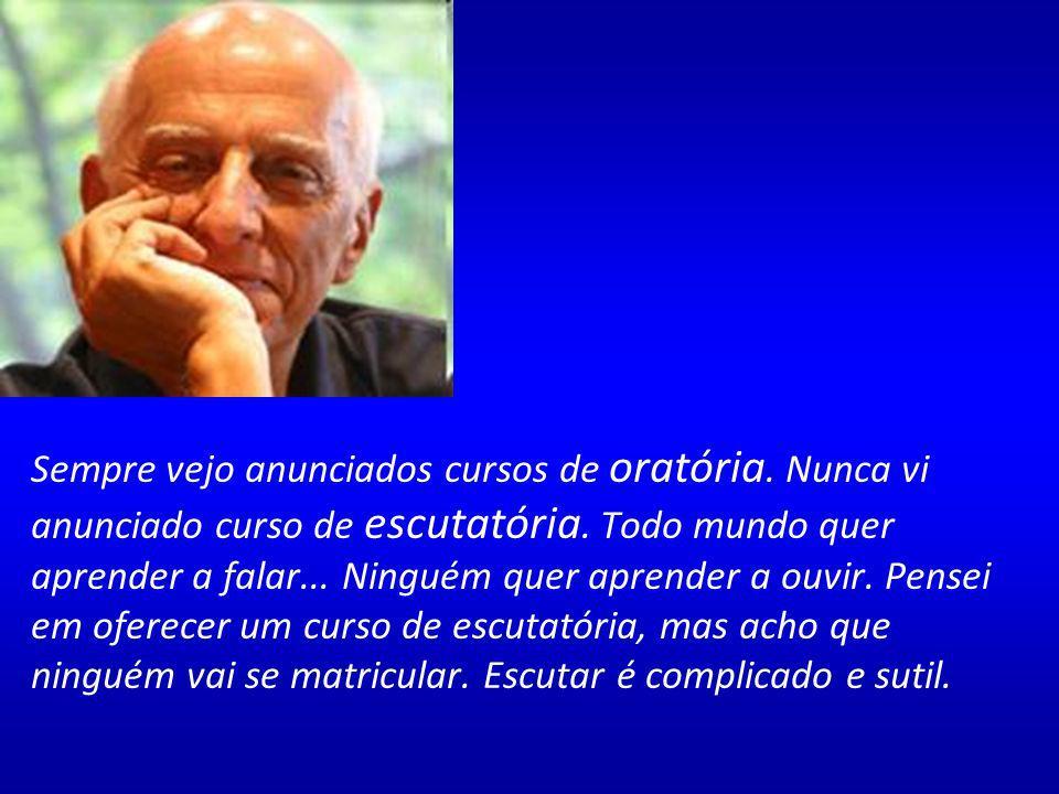 Escutatória Rubem Alves