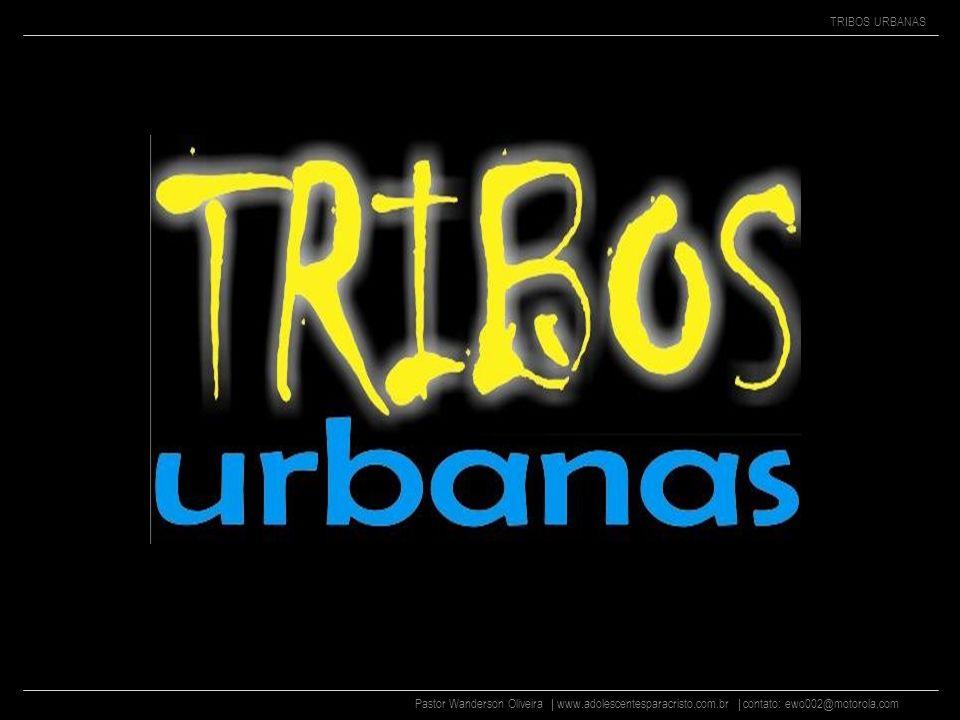 Pastor Wanderson Oliveira | www.adolescentesparacristo.com.br | contato: ewo002@motorola.com TRIBOS URBANAS BALADEIROS O que os baladeiros falam das baladas .