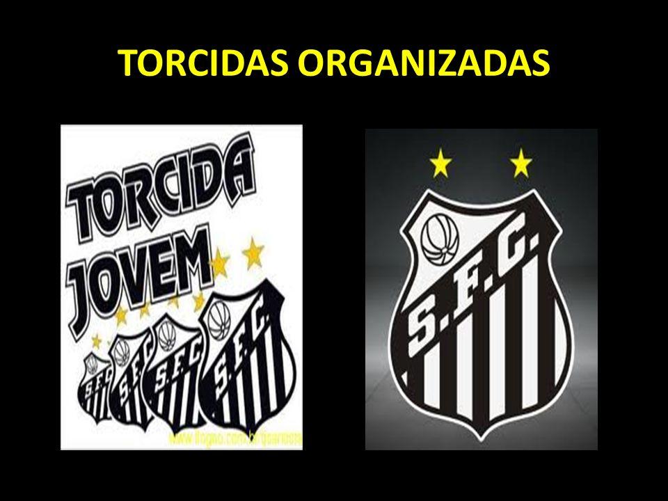 TORCIDAS ORGANIZADAS São Facções que se infiltram nos estádios de futebol, boa parte dessas torcidas sustentadas pelo tráfico de drogas e pelo próprio