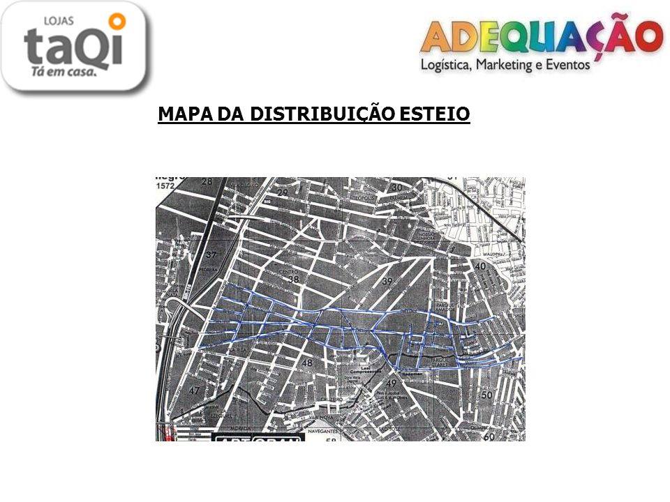 LOCAIS DE DISTRIBUIÇÃO TAQUARA Porta a Porta: - Centro - Jardim do Prado - Mundo Novo - Petrópolis - O material foi todo distribuído no porta a porta.