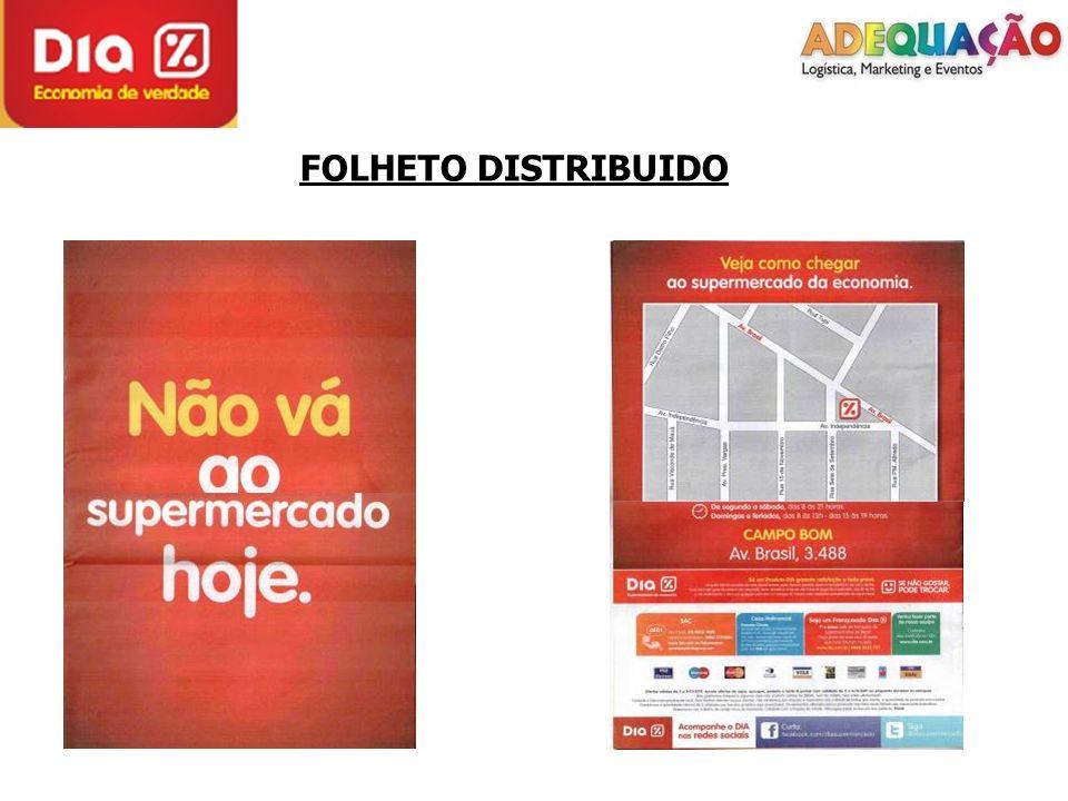 FOLHA DE ROSTO COM INSTRUÇÕES PARA OS SUPERVISORES