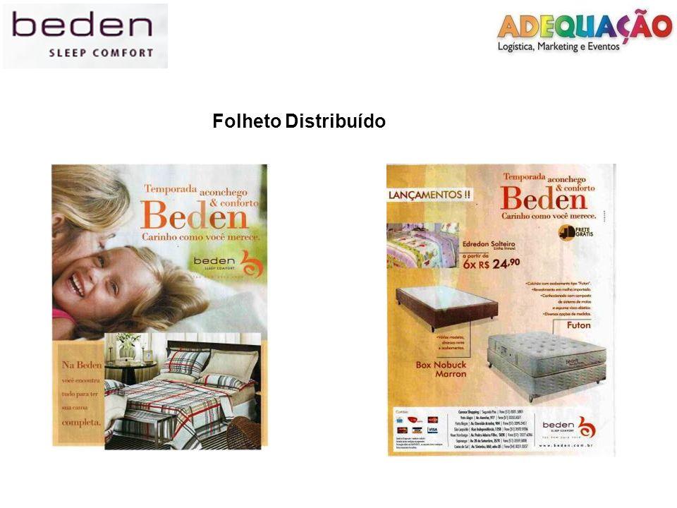 Folheto Distribuído