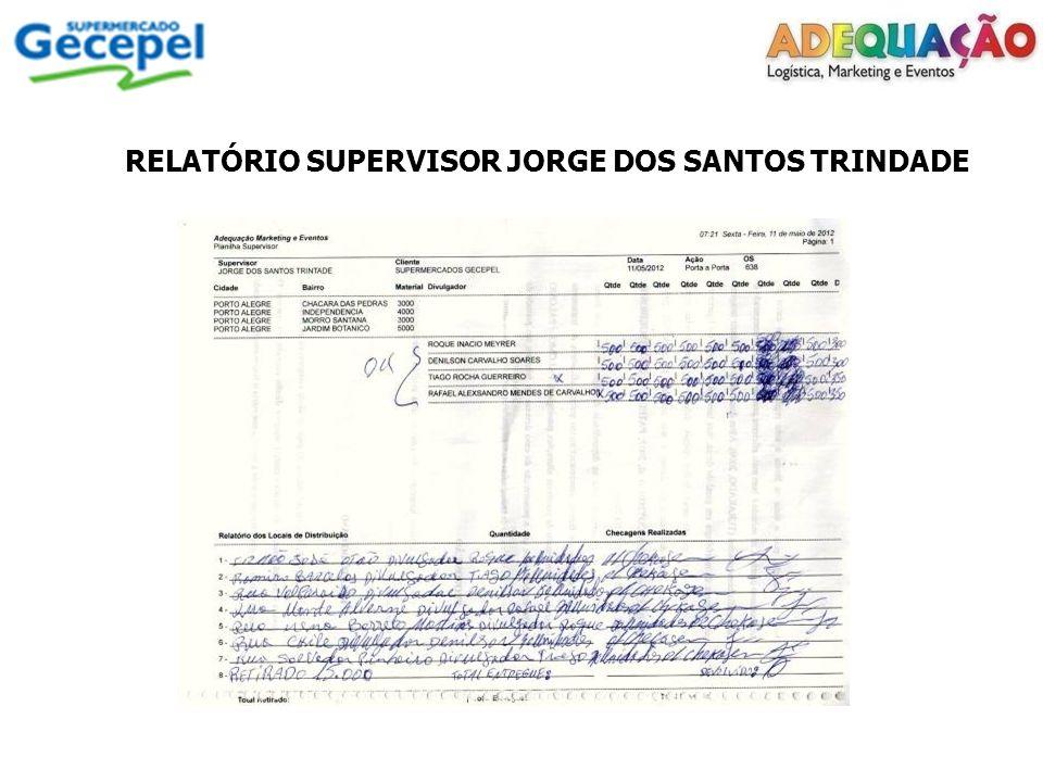 RELATÓRIO SUPERVISOR JORGE DOS SANTOS TRINDADE