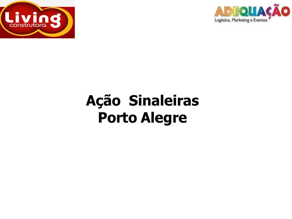 Ação Sinaleiras Porto Alegre