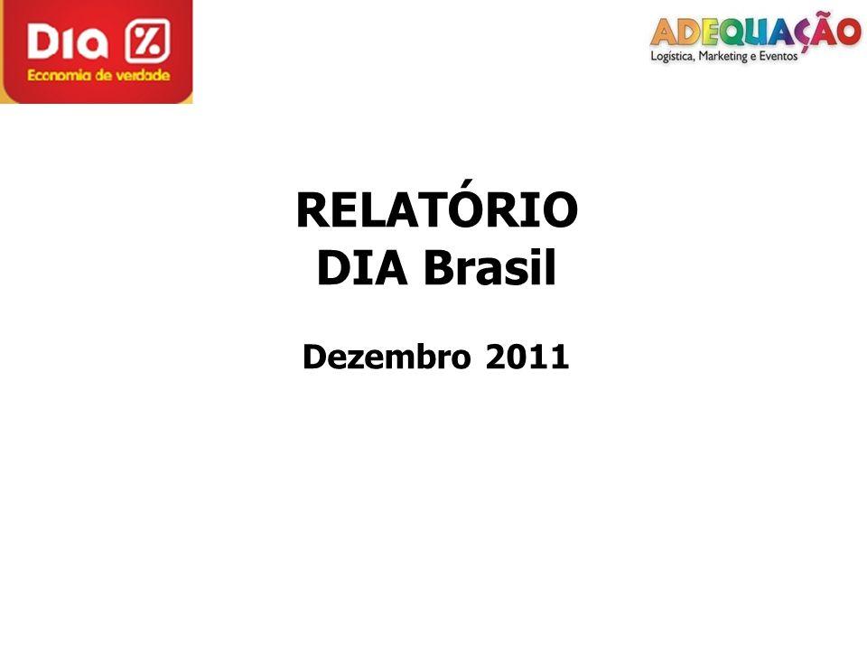 Cliente: Dia Brasil Data da Distribuição: 01 e 02 de dezembro de 2011.