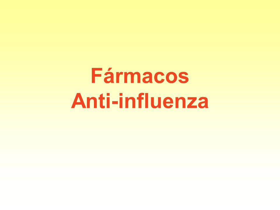 Fármacos Anti-influenza