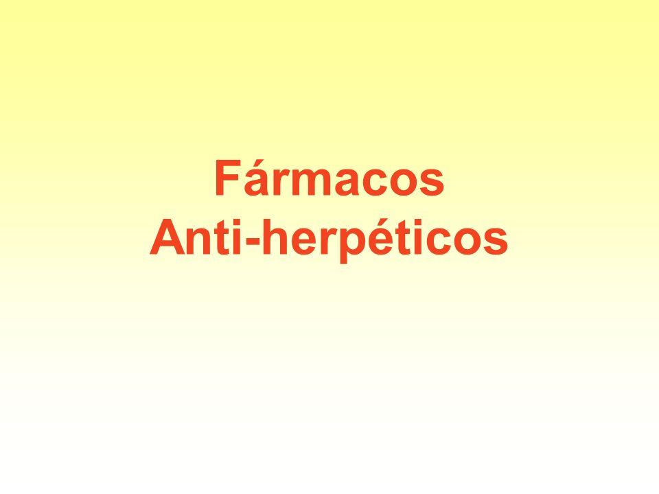 Fármacos Anti-herpéticos