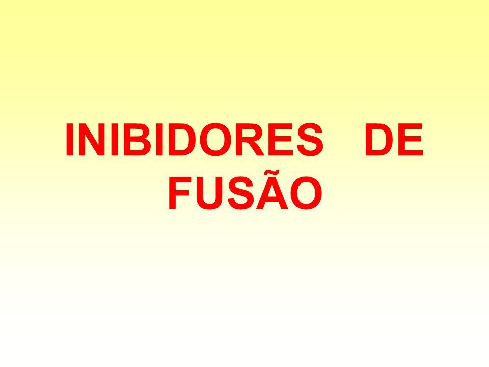 INIBIDORES DE FUSÃO