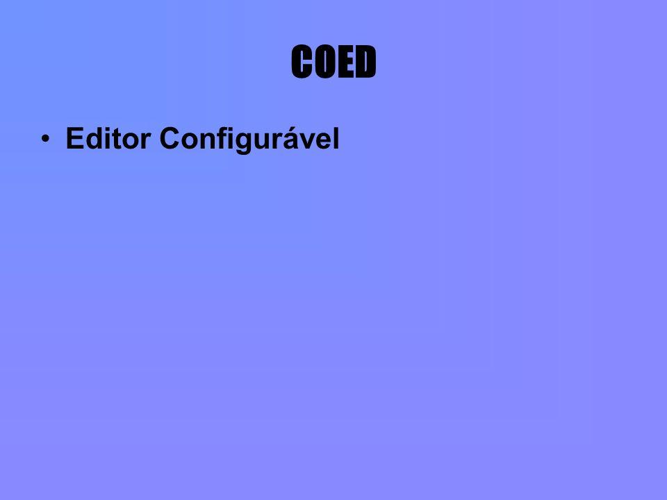 Editor Configurável