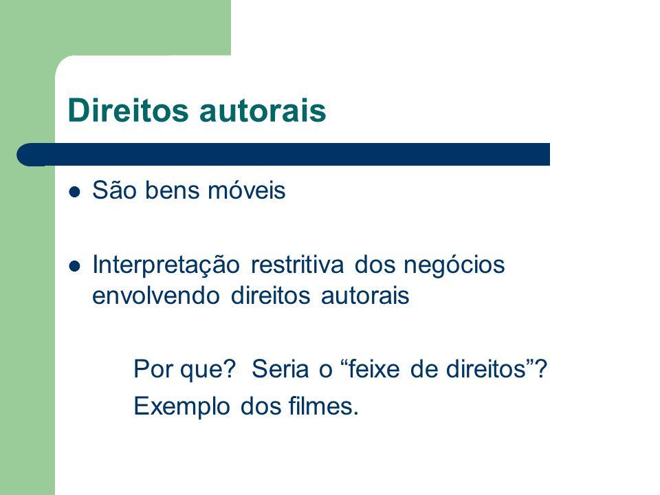 Definições legais Publicação: oferecimento da obra ao conhecimento do público com o consentimento do autor.