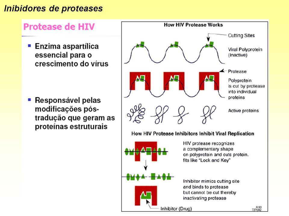 Inibidores de proteases
