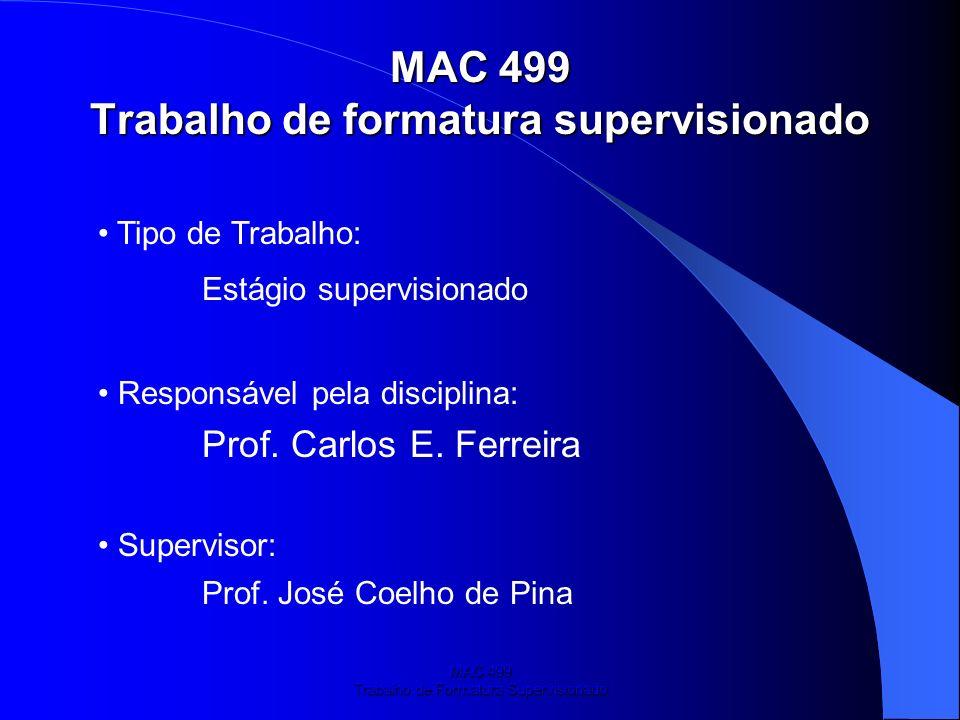 MAC 499 Trabalho de Formatura Supervisionado André Takemoto nº USP 2871246
