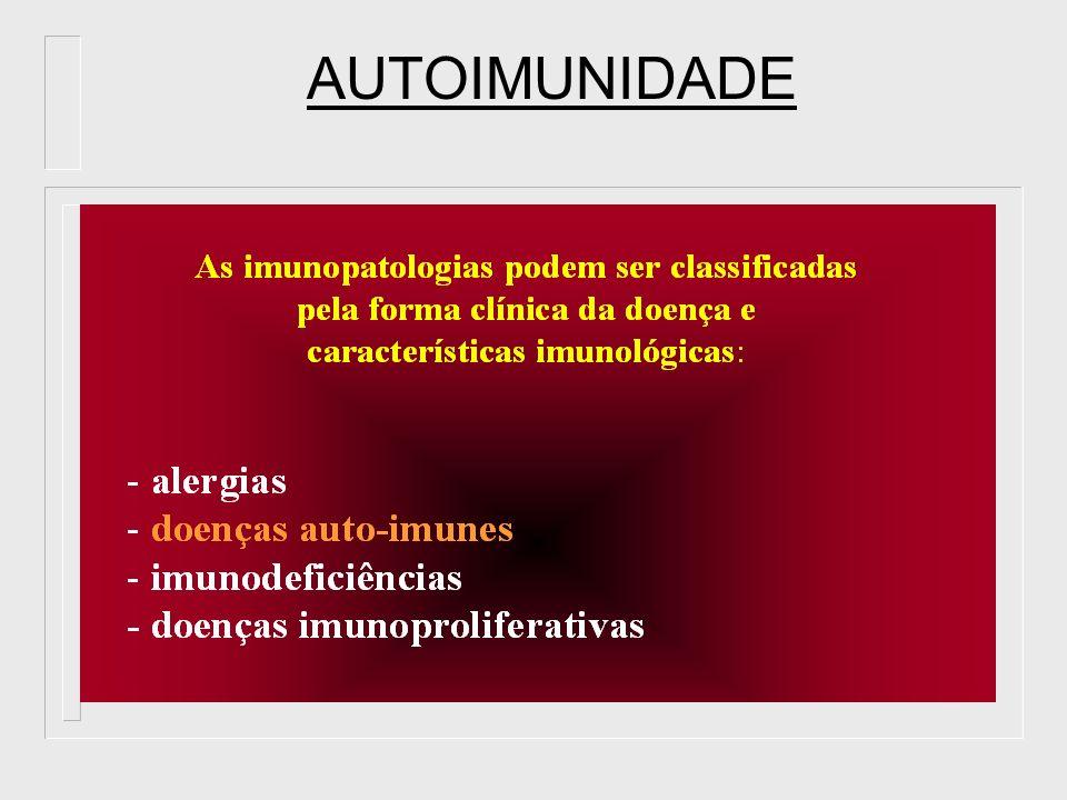 Doença Teste diagnóstico Órgã o Anticorpo contra Doença de Addison Adrenal IFA Diabetes Insulina-dep.