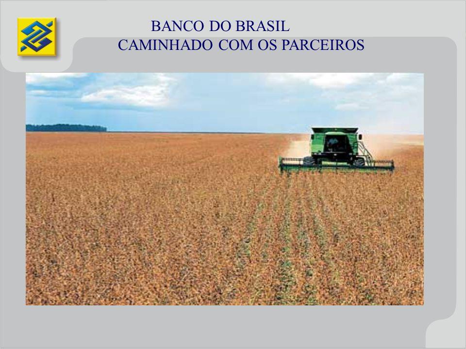 i BANCO DO BRASIL CAMINHADO COM OS PARCEIROS