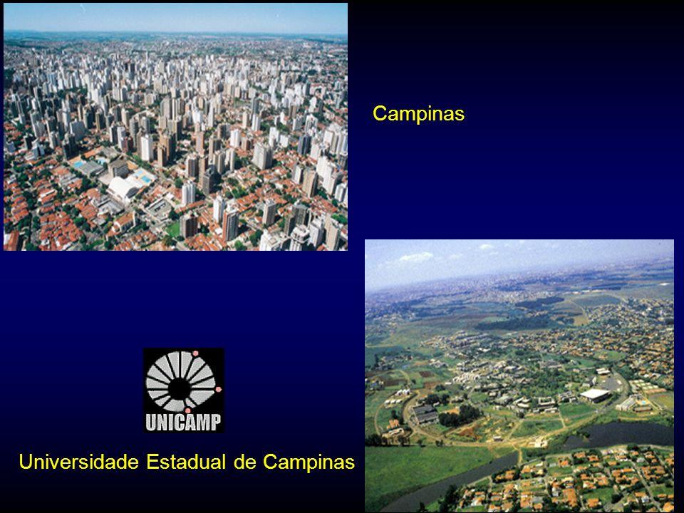Campinas Universidade Estadual de Campinas